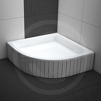 Duschwanne / Duschbecken M03 | AQUABAD® Comfort Magno Maße ... | {Duschwanne maße 70}