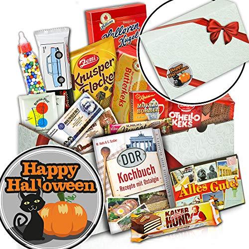 Happy Halloween | Süßigkeiten Paket | Halloween Geschenk Ideen