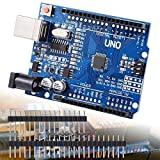 XCSOURCE® UNO R3 Rev3 Board Development Board ATmega328P CH340G AVR Arduino Compatible Board +Cable for Arduino DIY TE113