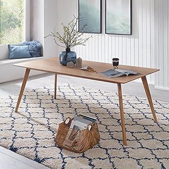 tenzo 2184 554 bess designer ausziehtisch inklusive einer einlegeplatte 75 x 160 205 x 95 cm. Black Bedroom Furniture Sets. Home Design Ideas