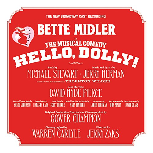 Hello, Dolly! (New Broadway Cast Recording) Test