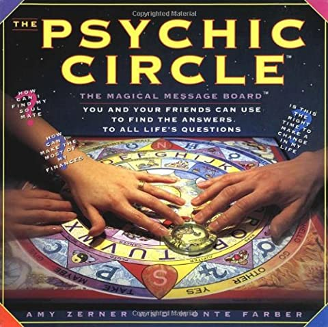 Psychic Circle: The Magical Message Board You and Your Friends
