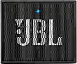 JBL GO Diffusore Bluetooth Portatile Ricaricabile Ingresso Aux-In Vivavoce Compatibilità Smartphone/Tablet e Dispositivi MP3 Nero Antracite
