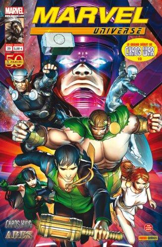 Marvel universe 29 chaos war 1/3