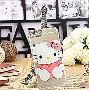 Catman Iphone 6s New Latest Girls case Bling Cover Fancy Back Cover Designer Case