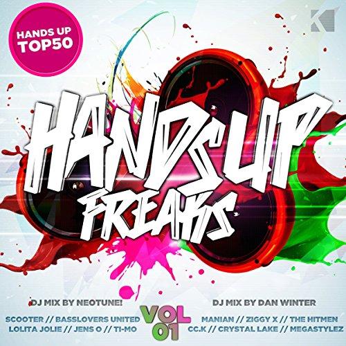 Hands Up Freaks, Vol. 1