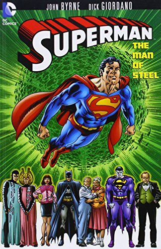 Click for larger image of Superman The Man Of Steel TP Vol 01