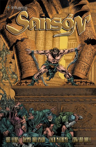 Sanson (Bible epic) por Art Ayris