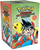 Pokémon Adventures FireRed & LeafGreen / Emerald Box Set (Pokemon)