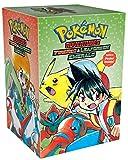 Pokémon Adventures FireRed & LeafGreen / Emerald Box Set (Pokemon)