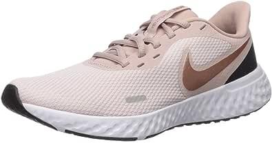 NIKE Women's Revolution 5 Wide Running Shoe, 0