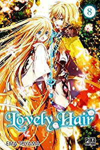 Lovely Hair Edition simple Tome 8