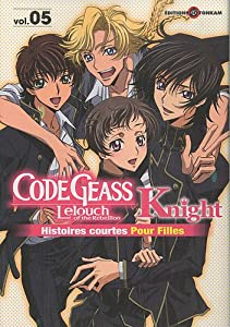 Code Geass - Knight Edition simple Tome 5