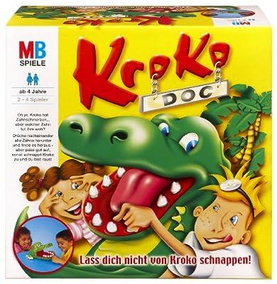 Hasbro MB 00016100 - Juego Kroko Doc (en alemán) por Hasbro