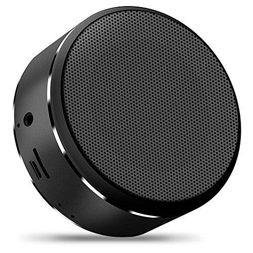 Bluetooth Jbl-akustik-sound (Mr. Fragile Bluetooth Lautsprecher Tragbare Karte Mini Subwoofer Wireless A8 Lautsprecher,Black)