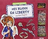 Mes bijoux en Liberty avec Kate lAnglaise