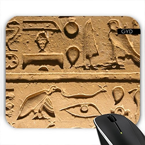 Mousepad - Hieroglyphs_2014_1004 by JAMFoto