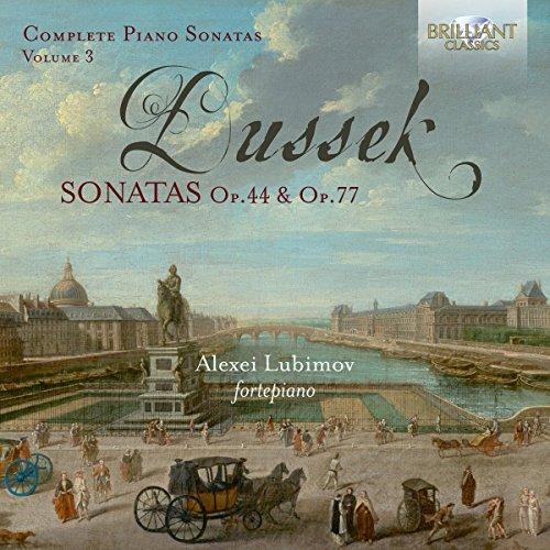 Sonates pour Piano Vol 3