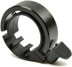 UONLY Fahrradklingel Laut,O Design Fahrradglocke Radfahren Fahrrad,Fahrradhupe Klingel Glocke Hupe für Alle Fahrrad,Fahrrad Lenkerklingel Alarm Ring Horn,22.2-31.8 mm