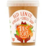 Tideford Organics Red Lentil Apricot and Chilli Soup, 600g