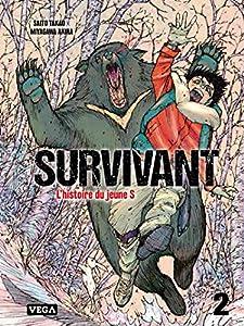 Survivant Edition simple Tome 2