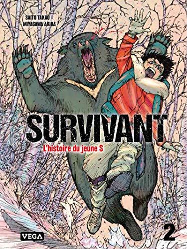 Survivant - tome 2 (2) par  Takao Saito