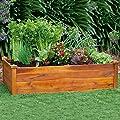 Gärtner Pötschke Hochbeet Klassik 3er-Set, rechteckig, stapelbar von Gärtner Pötschke - Du und dein Garten