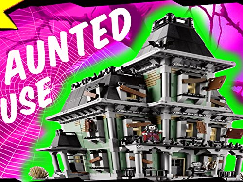 Clip: Mini Haunted House
