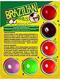 Brazilian Balls Boules Brésiliennes x 6 Différentes Saveurs
