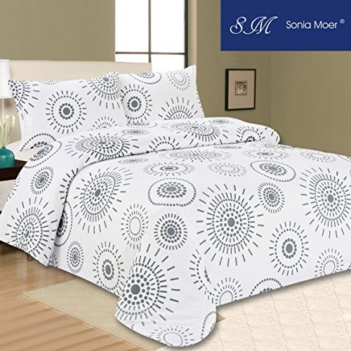 Juego de ropa de cama Sonia Moer