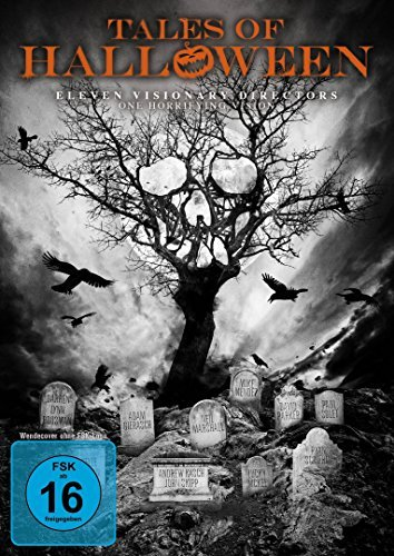 Tales of Halloween (2015) [ NON-USA FORMAT, PAL, Reg.2 Import - Germany ]