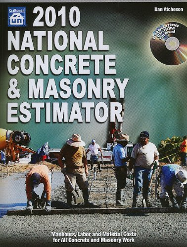 2010 National Concrete Masonry Estimator
