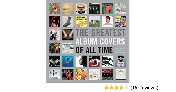 The Greatest Album Covers of All Time: Amazon co uk: Barry