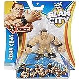 WWE Slam City John Cena Figure by Mattel