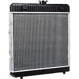 NISSENS 62710 Radiateur, refroidissement du moteur