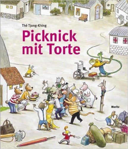 Picknick mit Torte ( 17. August 2015 )