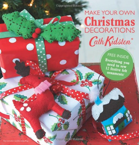 Make Your Own Christmas Decorations Cover Image