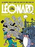 Leonard - tome 0 - Genie a la page. La Compil' mise a jour des gags en une page Leonard...