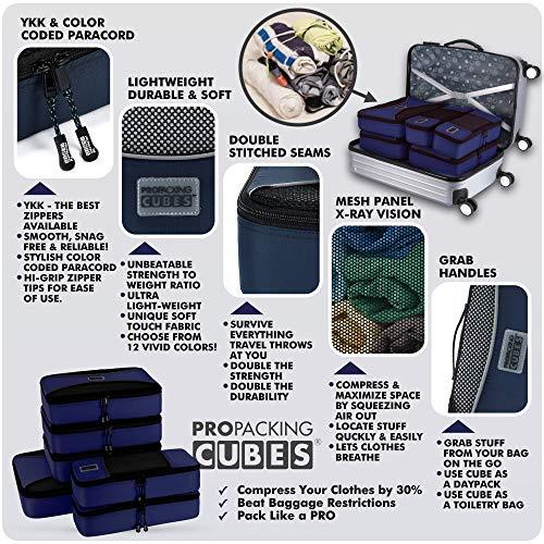 Pro Packing Cubes Packwürfel - 3