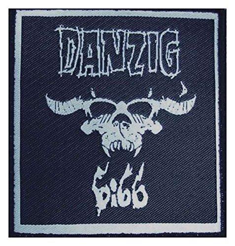 Preisvergleich Produktbild Danzig Satan's Child 6i66 Aufnäher | 1318