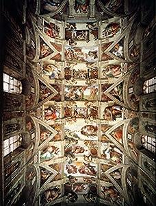 International Publishing 0901N26019b-Ceiling Cappela Sistina-vati Cano, clásica Puzzle