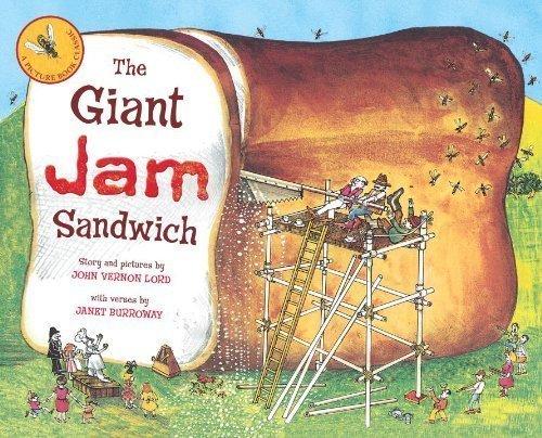 The Giant Jam Sandwich of Vernon Lord, John, Burroway, Janet on 25 November 2010