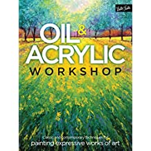 Oil & Acrylic Workshop (Painting)