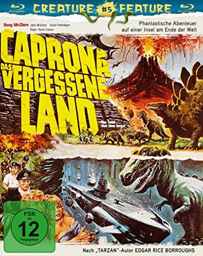 Bild von Caprona - Das vergessene Land [Blu-ray]