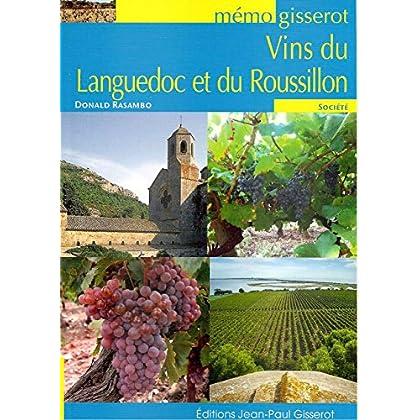 Vins du Languedoc et du Roussillon - MEMO