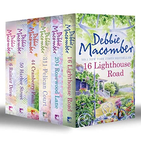 Cedar Cove Collection (Books 1-6): 16 Lighthouse Road / 204