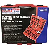 Sealey Petrol & Diesel - Master Compression Test Kit