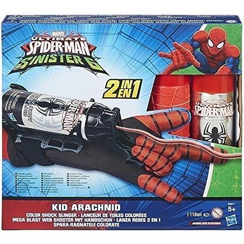 Spiderman Lanzaredes (B5752) - Tapa Negra (B5869)