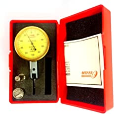 OCEAN HIGH ACCURACY DIAL TEST INDICATOR, RANGE:0.2MM, LEAST COUNT 0.002MM (2 MICRONS)
