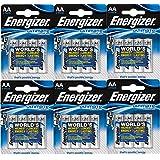 24 Energizer Ultimate Lithium Mignon L91 AA 3000 mAh 1,5 V im Sonderpack Blister